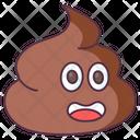 Poop Emoji Poop Expression Emotag Icon