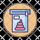 Poop Sample Icon