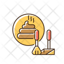 Poop Scooping Icon
