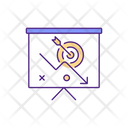 Poor Work Organization Icon
