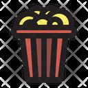 Potato Fried Meal Icon