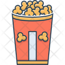 Pop Corn Pop Corn Icon