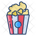 Apop Corn Icon