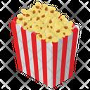 Pop Corns Icon
