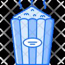 Popcorn Film Cinema Icon