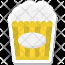 Popcorn Kettle Corn Icon