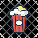Popcorn Food Cinema Food Icon
