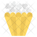 Popcorn Kettle Corn Popcorn Tin Icon