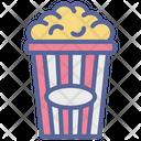 Cinema Snack Movie Icon
