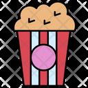 Popcorn Food Pop Icon