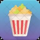Popcorn Maize Corn Icon