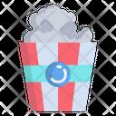 Apopcorn Popcorn Snack Icon
