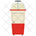 Popcorns Machine Icon