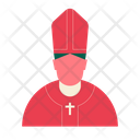 Pope Priest Church Icon