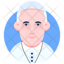 Pope Francis Icon