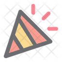 Popper Cone Party Icon