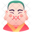 Poppers Smile Man Icon