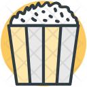 Popping Corn Popcorn Icon