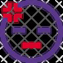 Popping Vein Icon