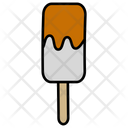 Popsicle Ice Cream Summer Dessert Icon