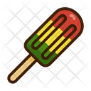 Popsicle Ice Cream Stick Ice Icon