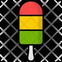 Popsicle Childhood Cream Icon