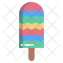 Popsicle Ice Lolly Ice Cream Icon