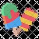 Popsicles Icon
