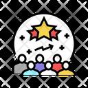 Popularity Reputation Icon