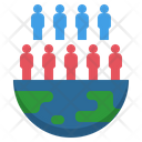 Population Growth People Icon