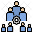 Population Community Club Icon