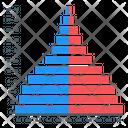 Population Chart Icon