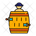Popup pirate Icon
