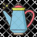 Porcelain Teapot Tea Pot Tea Kettle Icon