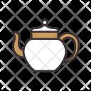 Porcelain Teapot Icon