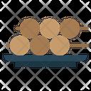 Ball Pork Stick Icon