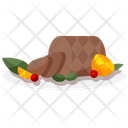 Ham Pork Leg Pork Icon