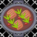 Pork Stew Stew Pork Curry Icon