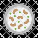 Porridge Beans Nutrition Icon