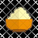 Porridge Food Bowl Icon