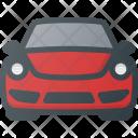 Porsche Sport Car Icon
