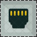 Telephone Port Icon
