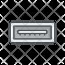 Port Hardware Computer Icon