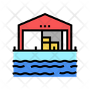 Port Storehouse Icon
