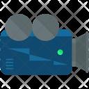 Portable Video Camera Icon