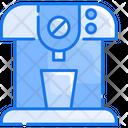Portable Coffee Maker Icon