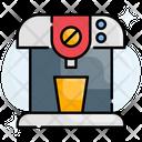 Coffee Maker Portable Icon