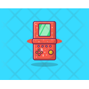 Portable Game Gameboy Handheld Game Icon