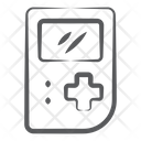 Portable Gameboy Icon