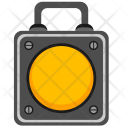 Portable Lantern Road Icon